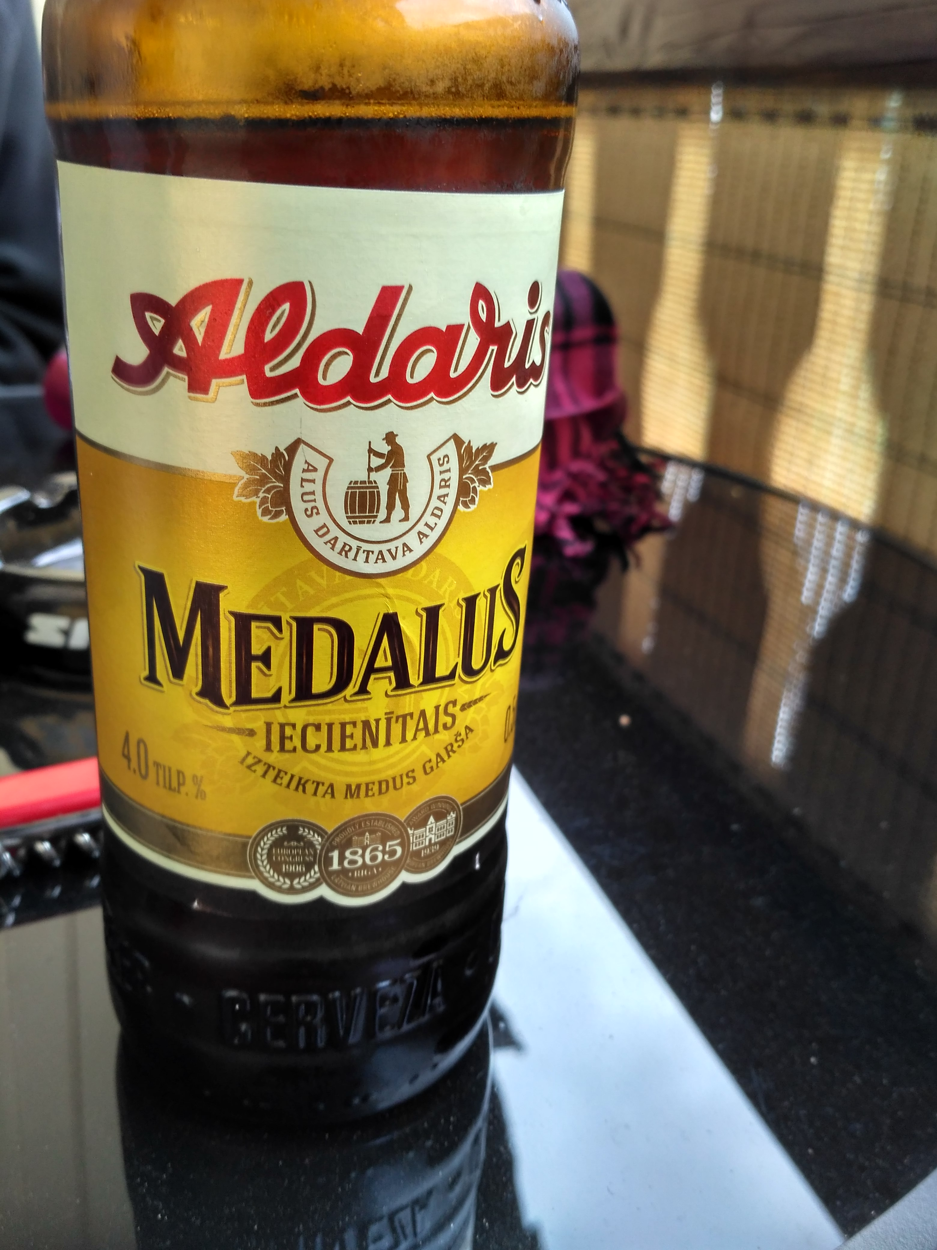 Piwo miodowe