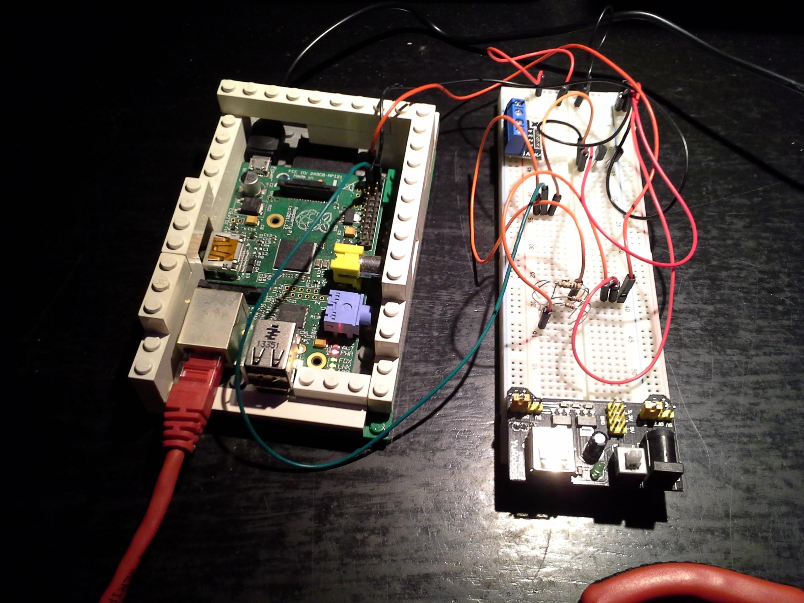Testowane Raspberry Pi