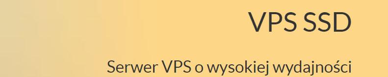 VPS – Twójprywatny serwer wirtualny