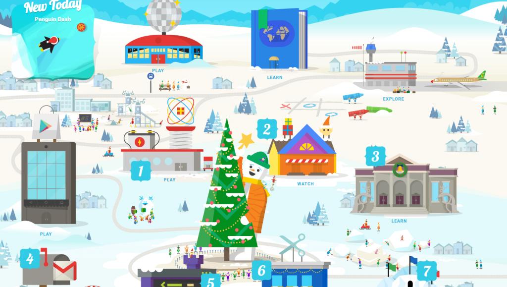 google-santa-tracker-wioska
