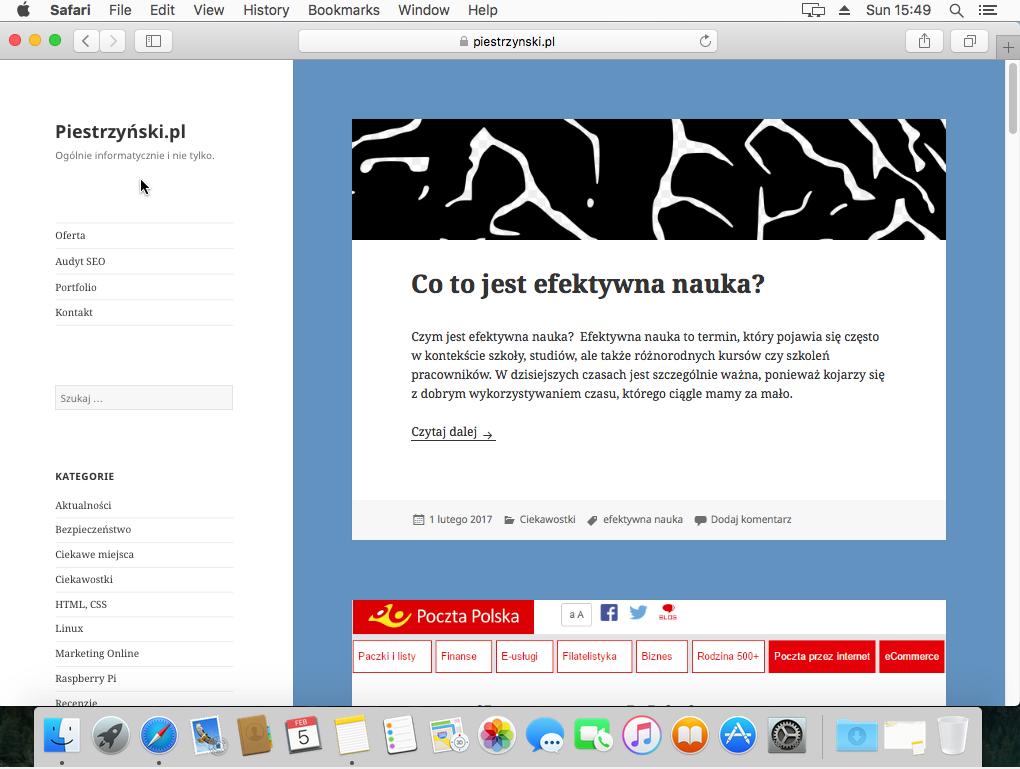 Maszyna wirtualna Mac OS X