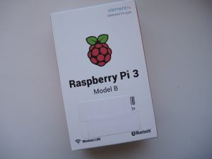 Raspberry Pi 3 Model B Box, Pudełko
