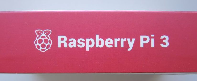 Raspberry Pi 3 pudełko
