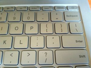 keyboard mi air 13