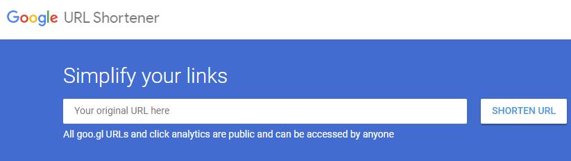 Uwaga! Google zamyka goo.gl
