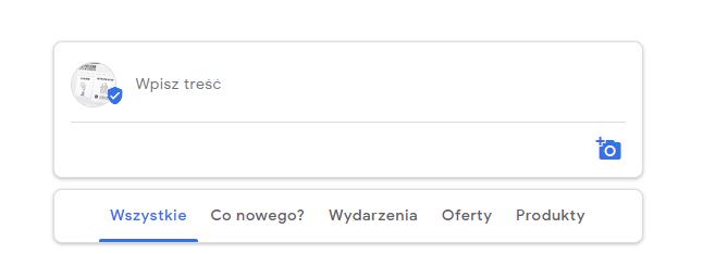 Google post nowe funkcje