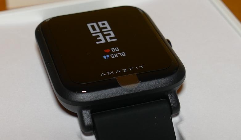 Xiaomi Amazafit bip smartwatch