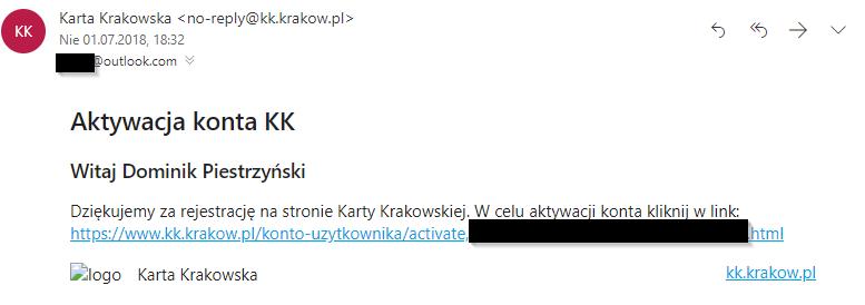 Link Aktywacyjny