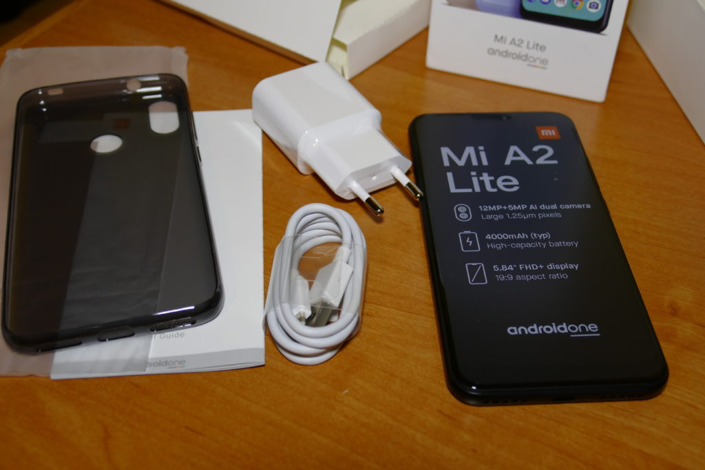 Zestaw Xiaomi Mi A2 Lite