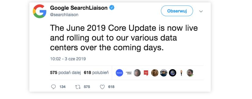 Zmiany wwyszukiwarce Google (MEDICAL update, nowe wyniki mobilne)