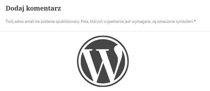 WordPress: Komentarze wmoderacji – indeksują się wGoogle